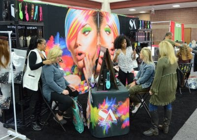 Beauty Suppliers at the Norton Shows
